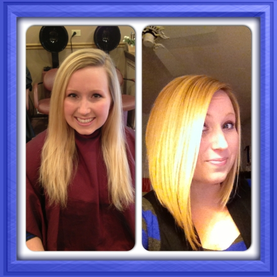 Before & After [January 4, 2013- 9 Inches]
